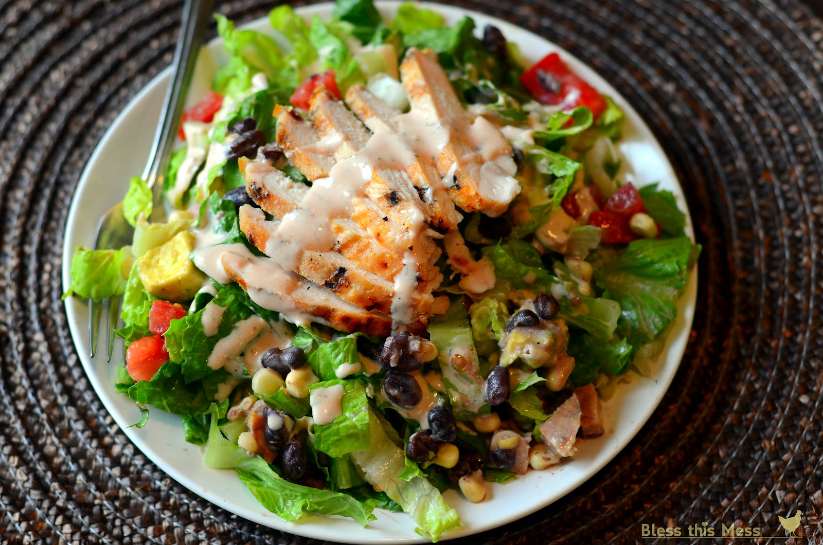 barbaque-chicken-sante-fe-salad-recipe